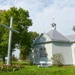 Dubnas Jēzus Sirds draudzes kapela (Varšaveņa)