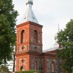Sv. Jāņa Kristītāja Vecsalienas pareizticīgo baznīca